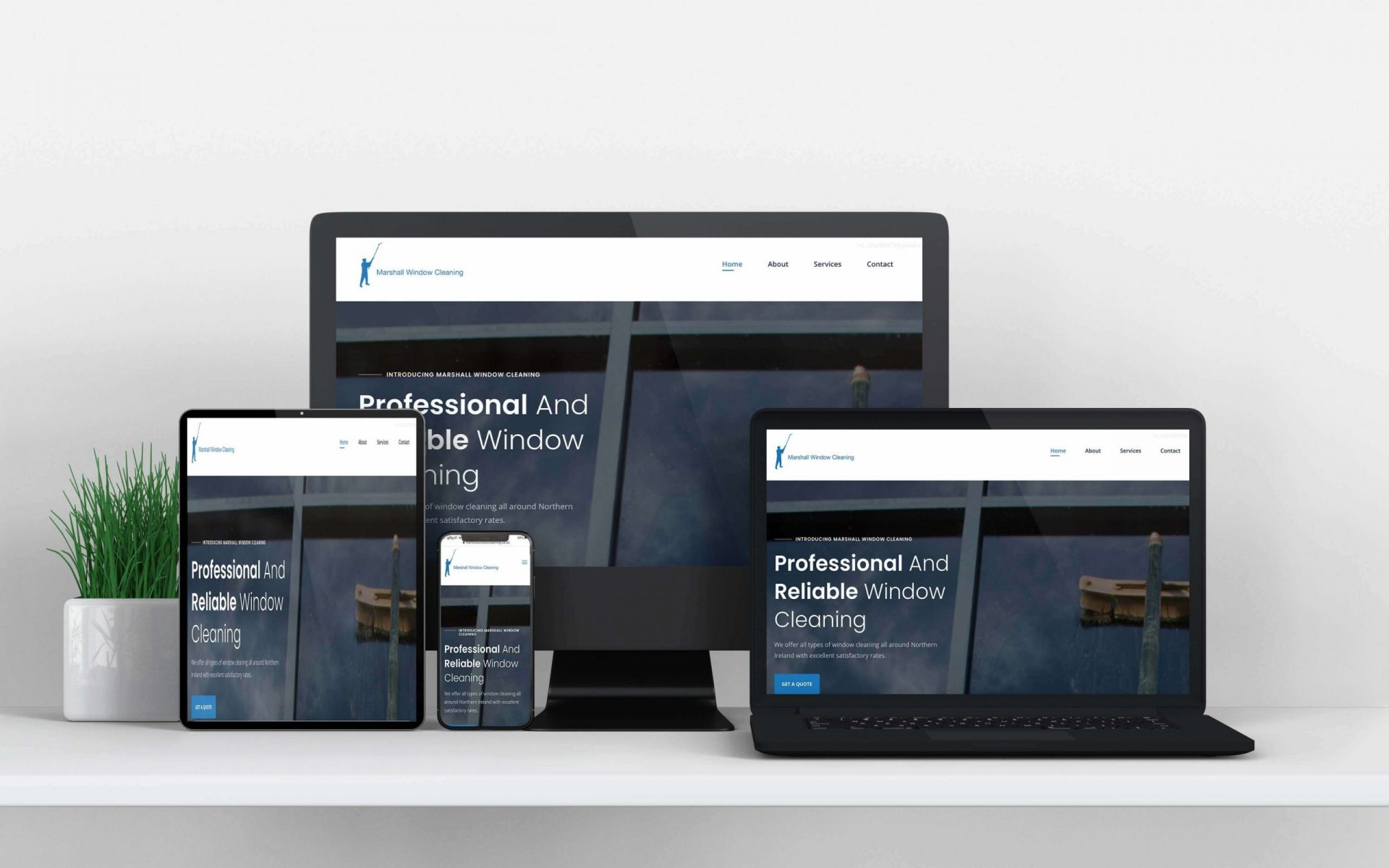 marshall-window-cleaning-website-screens