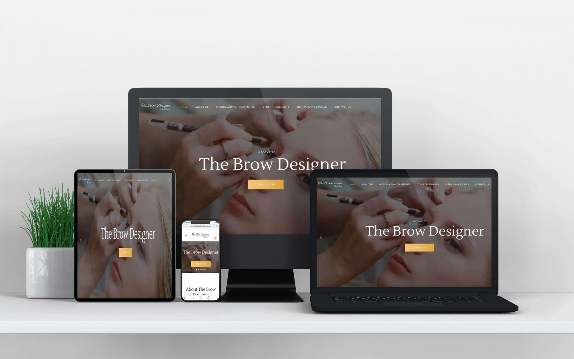 the-brow-designer-website-screens